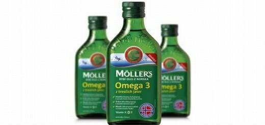 mollers olej nahled