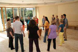 Terapie tancem a pohybem